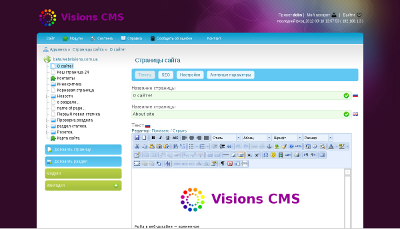 visionscms